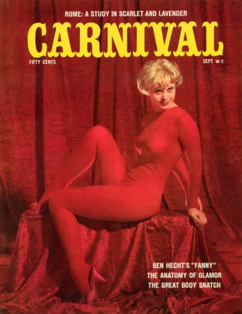 Gloria_Dawn_Carnival_Cover