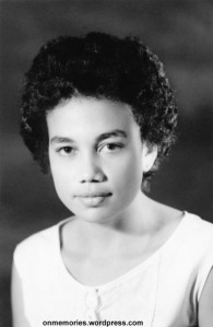 Solange in August 1964